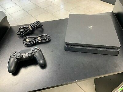 SONY PlayStation 4 PS4 - SYSTEM - CUH-2215A - 500GB Complete Console