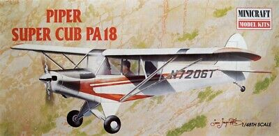 MINICRAFT MMI11674 1/48 Scale Piper Cherokee Float Plane