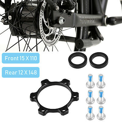 Boost Hub Conversion Kit 100*15 to 110*15 142*12 to 148*12 Adapter Boost Fork US