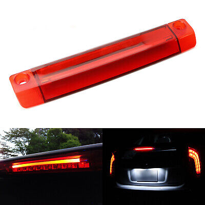 Red Lens 9-LED 3rd Brake Light Assy For Toyota 4Runner Highlander Prius Sienna..