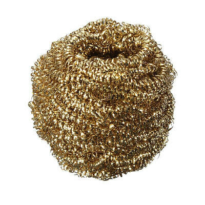 Soldering Solder Iron Tip Cleaner Steel Cleaning Wire Sponge Ball
