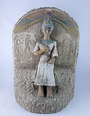 RARE ANCIENT EGYPTIAN ANTIQUE RAMSES II Statue 1217-1255 BC