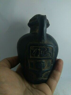 RARE ANCIENT EGYPTIAN ANTIQUE Sacrifice Vase  1240-1165 BC