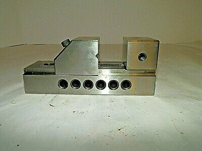 """Precision Machinist Tool Makers Grinding Vise 5"""" Estate Find !"""
