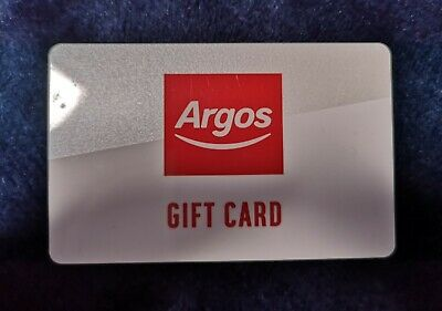 £10 Argos Gift Card / Voucher