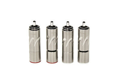 Furutech Ft-111 Rca Connector - 4-Pack
