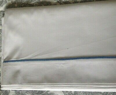 Vintage French Linen Sheet.New Unused