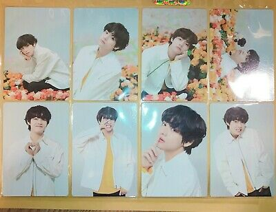 BTS V Taehyung Mini Photocard LOVE YOURSELF JAPAN ver. Official