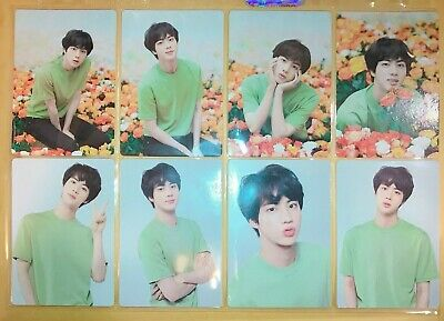 BTS Jin Mini Photocard LOVE YOURSELF JAPAN ver. Official