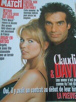 Couverture Covert 1997  David Copperfield & Claudia