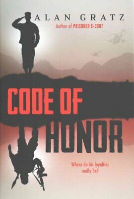 Code of Honor by Alan Gratz 9780545695190 | Brand New | Free US Shipping