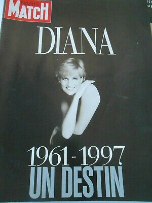 Couverture Covert 1997  Diana un destin