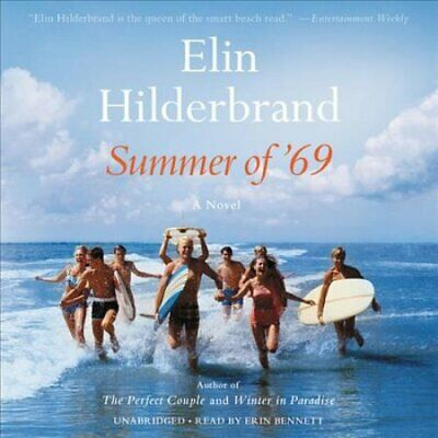 Summer of '69 by Elin Hilderbrand 9781549119378 | Brand New | Free US Shipping