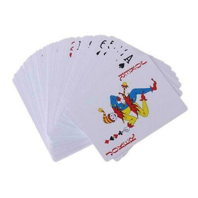 Secret Marked Poker Cards See Through Playing Cards Magic Tricks Toys Magic S2G6