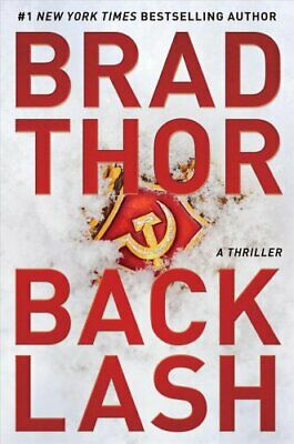 Backlash A Thriller by Brad Thor 9781982104030 | Brand New | Free US Shipping