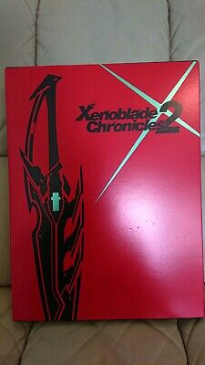 Xenoblade Chronicles 2 - Collectors Edition - Nintendo Switch (Artbook, Schuber)