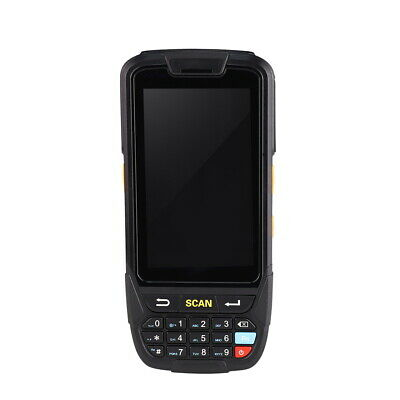 4G Handheld PDA POS Terminal Touch Screen 1D Barcode Scanner WiFi Bluetooth GPS