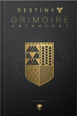 Destiny Grimoire Anthology, Vol I by Bungie, Inc. 9781945683442 | Brand New