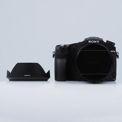 SONY RX10 IV Cyber-Shot 20 1MP Camera 24-600mm F 2 4-F4 lens