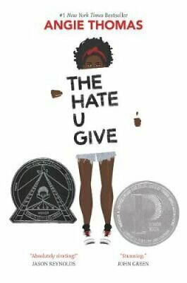 The Hate U Give by Angie Thomas 9780062498533 | Brand New | Free US Shipping