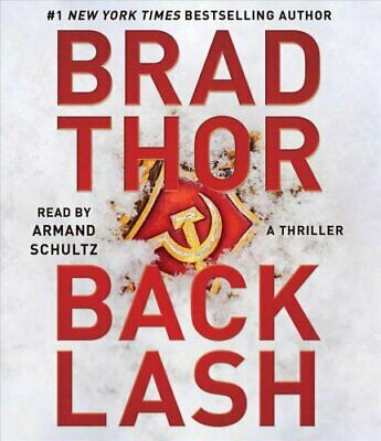 Backlash A Thriller by Brad Thor 9781508279167 | Brand New | Free US Shipping