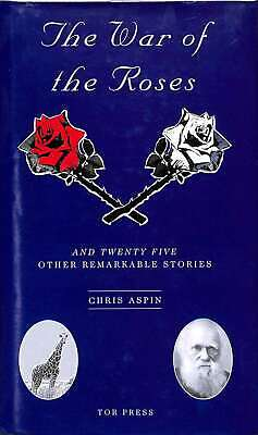 The War Of The Roses, Chris Aspin, Good Condition Book, ISBN