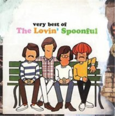 The Lovin' Spoonful-Very Best Of (UK IMPORT) CD NEW