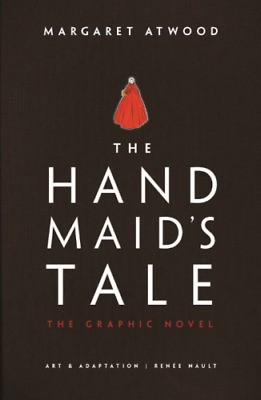 The Handmaid's Tale (Graphic Novel) by Margaret Atwood 9780385539241 | Brand New