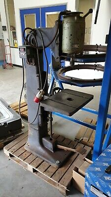 Wadkin Lma Borer Pillar Drill With Rise And Fall Table, Foot Pedal, 3 Phase