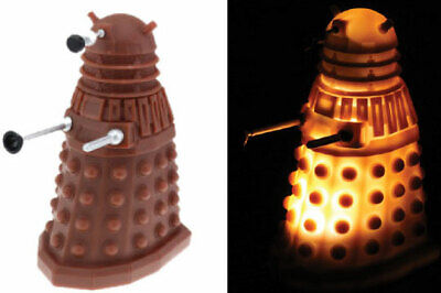 Doctor Who Dalek Lamp Bedside Table Mood Night Light Freestanding