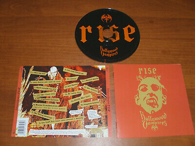 "Hollywood Vampires "" Rise "" 2019  Cd ! Alice Cooper Johnny Depp Joe Perry"