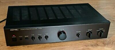 Rotel RA-931 Audiophile Stereo Integrated Amplifier HiFi Separate - Phono Stage