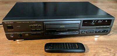 Technics SL-PG590 Stereo Compact Disc CD Player HiFi Separate with Remote