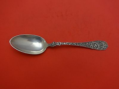 "Bouquet by Durgin Sterling Silver Place Soup Spoon 7"" Flatware"