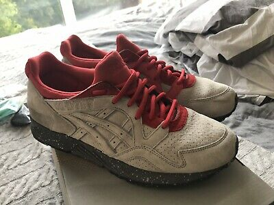 Asics X Concepts Gel Lyte V Ember Lava The Phoenix Pack