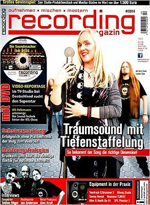 Traumsound with Depth - DVD Reportage Dsds - Recording Magazin