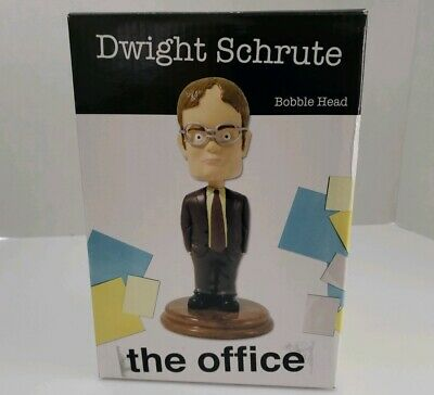 Dwight Schrute The Office NBC Bobblehead TV Television NEW FREE SHIPPING