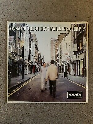 Oasis (Whats The Story) Morning Glory - Vinyl