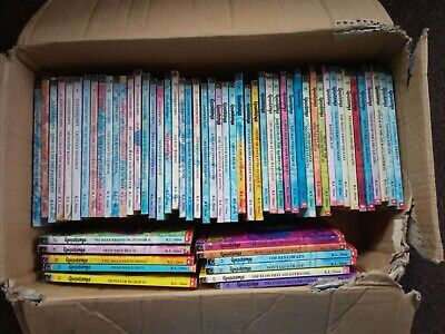 R.L. Stine - Goosebumps - 60 Books Collection 1-61 missing 14 and 61