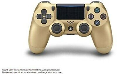 Sony DualShock 4 Wireless Controller: Gold for PlayStation 4 - Games Playstatio