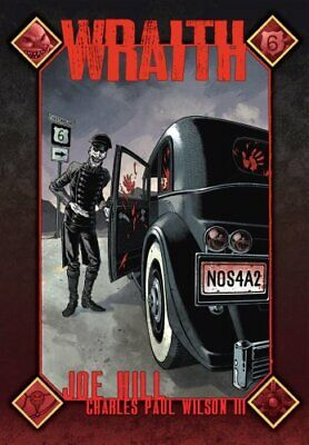 Wraith by Joe Hill (2018, Paperback)