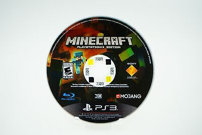 Minecraft: Playstation 3 [Disc Only]
