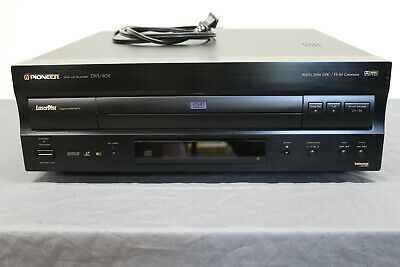 PIONEER DVL 909 DVD LD LaserDisc Player Mint Condition Excellent Working Order