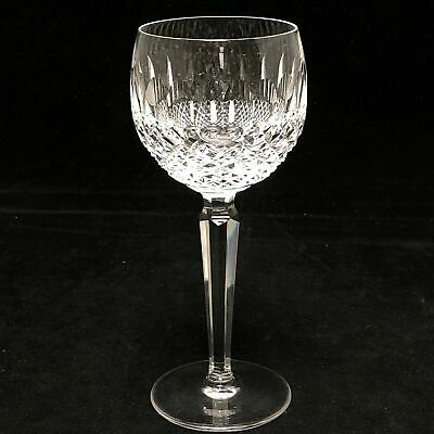 Waterford Crystal Colleen Tall Cut Wine Hock Glass