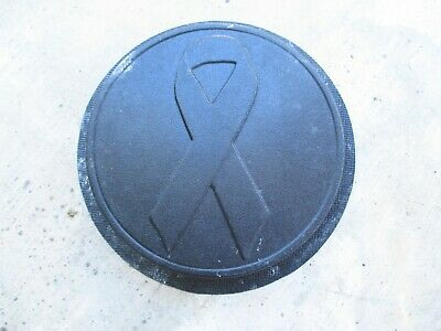 Stepping Stone Mold Cancer Ribbon Stone Concrete mold
