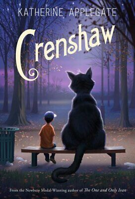 Crenshaw by Katherine Applegate 9781250091666 | Brand New | Free US Shipping