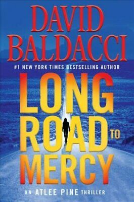 Long Road to Mercy by David Baldacci 9781538761533 | Brand New