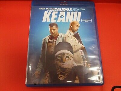 Keanu (Blu-ray/DVD, 2016, 2-Disc Set, Canadian Bilingual) MM