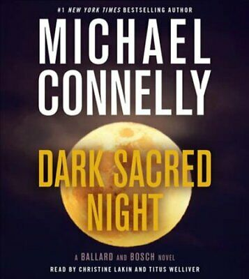 Dark Sacred Night by Michael Connelly 9781549142291 | Brand New