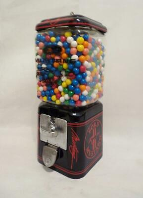 Ford Mustang vintage candy dispenser gumball machine vintage Acorn glass globe